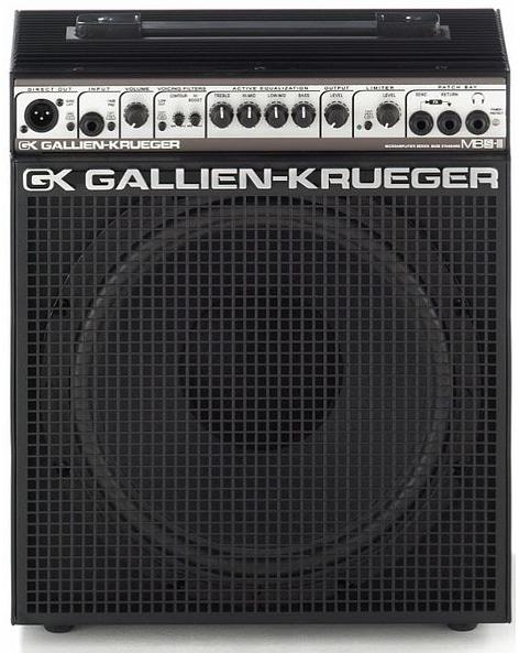 Gallien Krueger Mb 150s Microbass Double Bass Combo Amp