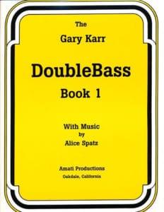 Gary Karr DoubleBass Book 1