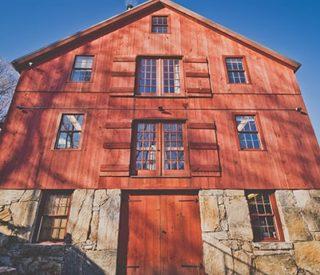 Upton Bass Barn