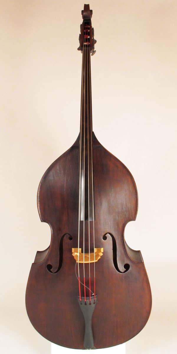 Lightweight Travel Bass Removable Neck Double Bass
