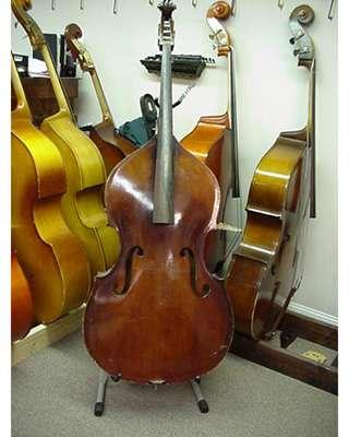 SOLD Kay M1 Upright Bass Viol 46181