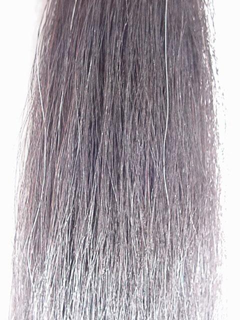 Bass Bow Hair Hank - BLACK for 1 Bow Rehair