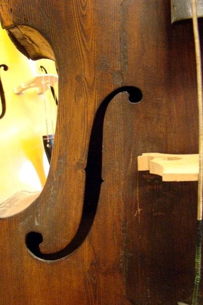 SOLD Thomas Glowac Double Bass