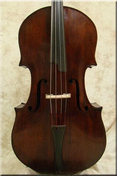 SOLD: Italian Mid 18th Century Italian Double Bass