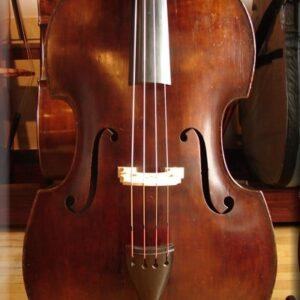 SOLD: John Juzek Prague Double Bass