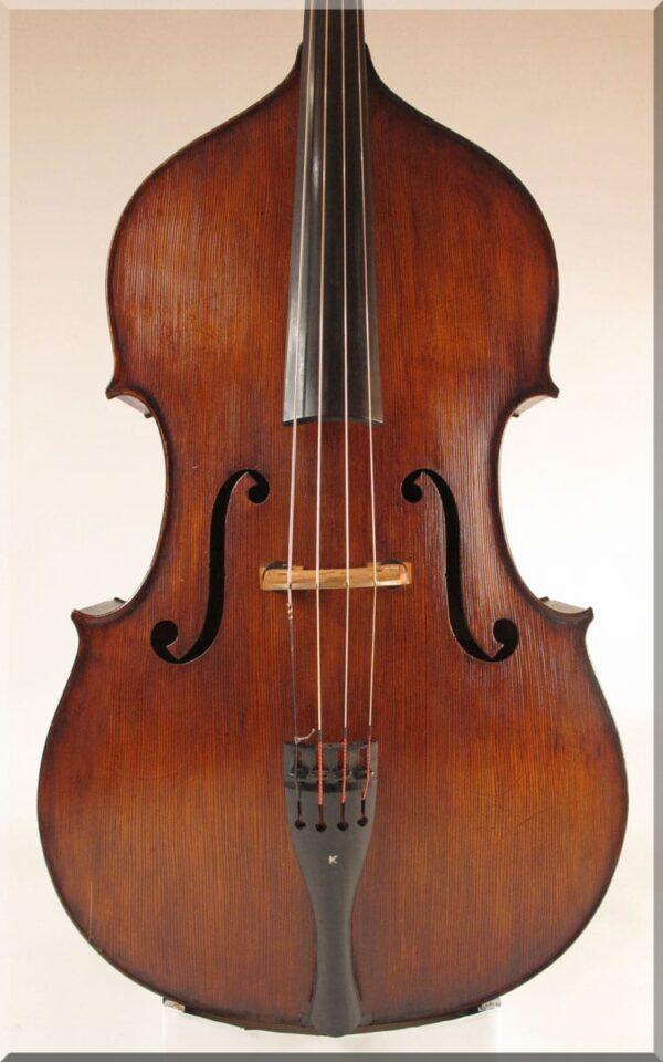 SOLD: Kolstein Fendt Model Double Bass c2000