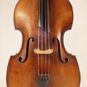 SOLD: John Juzek Master Art Double Bass c1930s