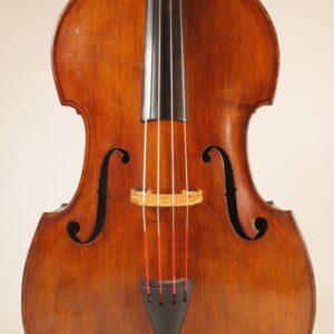 Emanuel Wilfer Double Bass c1998