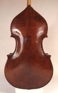 Kai Arvi Double Bass 1982 back