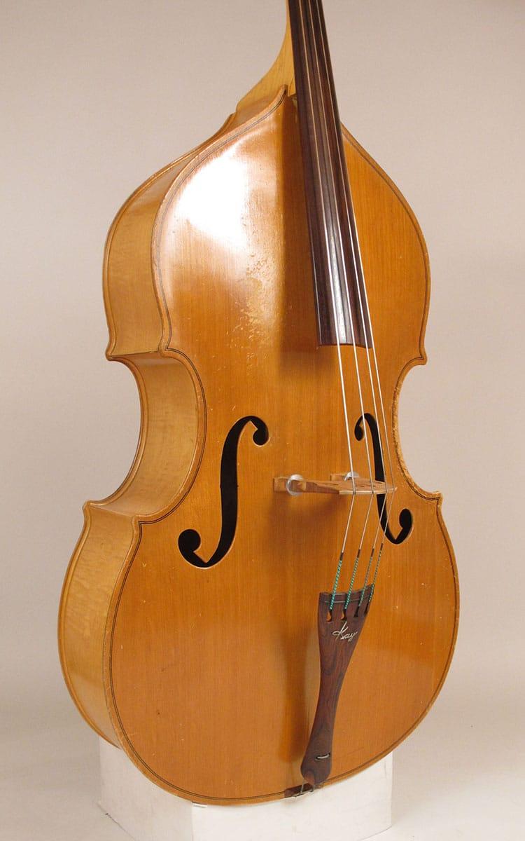 Sold Kay M1b Double Bass 1958 Upton Bass