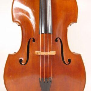 Rudolph Oberlander Double Bass