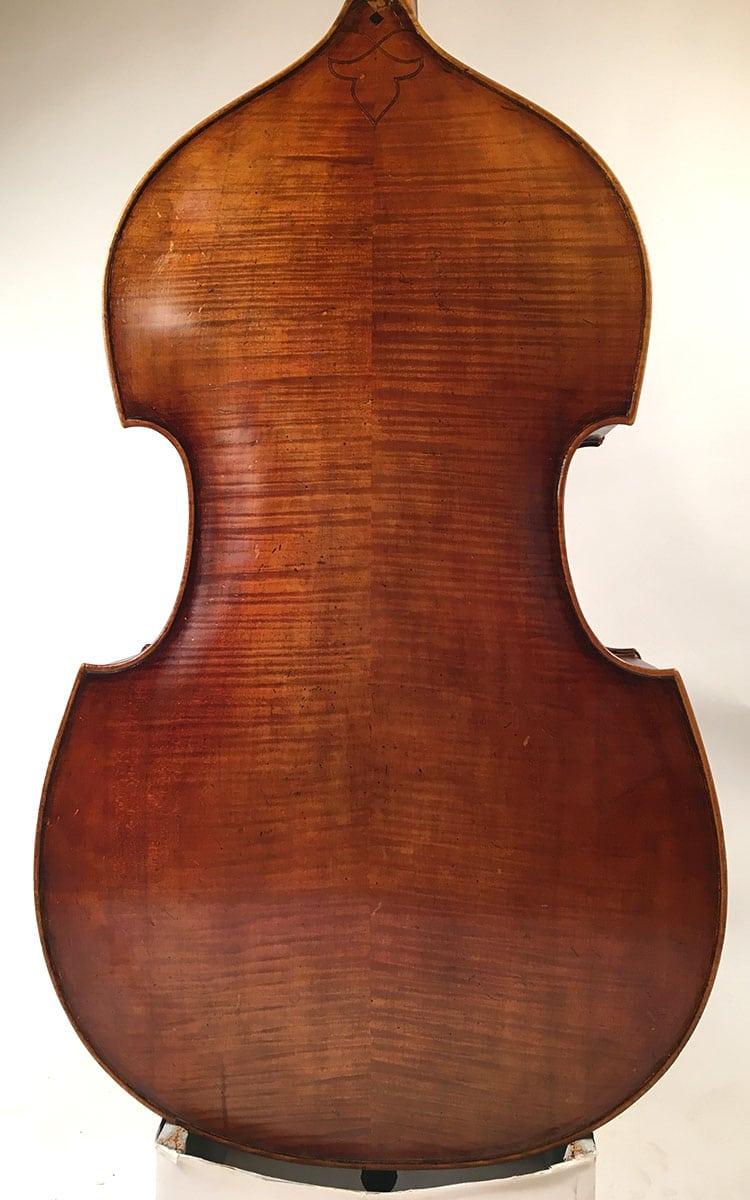 Sold John Juzek Master Art Double Bass 1933 Upton Bass
