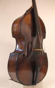 Juzek Double Bass 1930s
