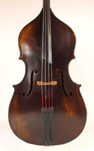 UB Brescian Willow Double Bass 2013