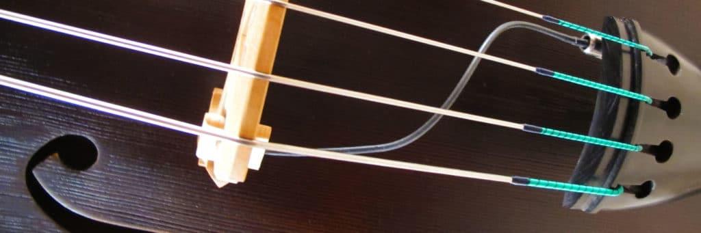 Best Double Bass Pickup Rev Solo