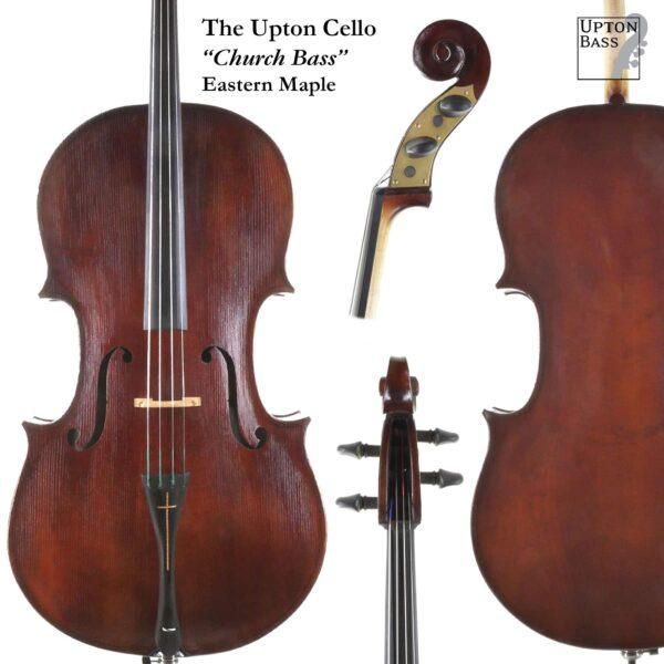 Upton Cello Church Bass