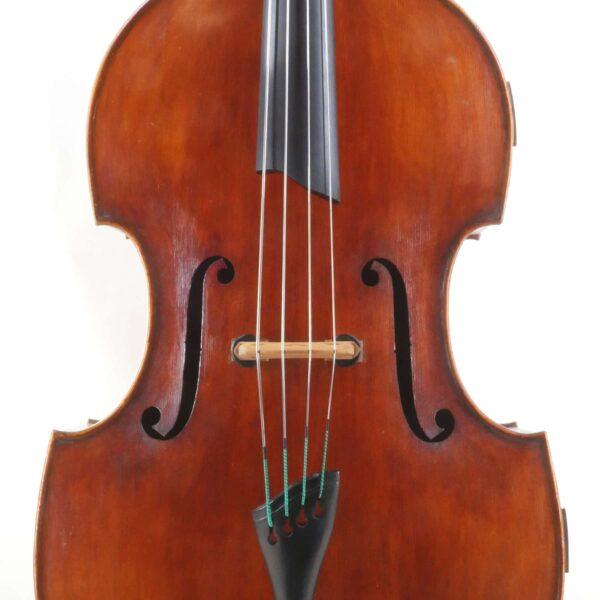 Rumano Solano double bass